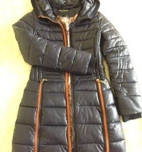 Куртка удлиненная (осень-зима)
