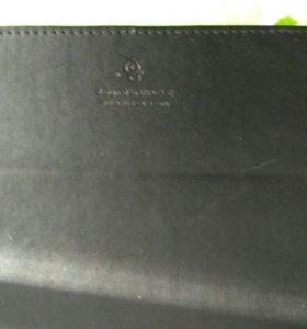 Кожаный чехол для планшета 7 дюмов