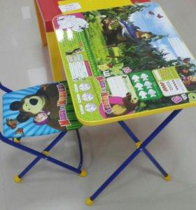 Набор складной мебели от Ника