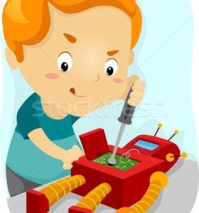 ремонт детских игрушек