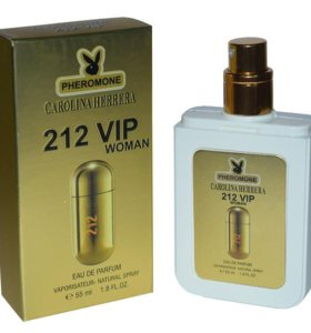 ДУХИ 212 VIP WOMAN CAROLINA HERRERA,55ML