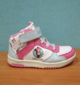 Ботинки-красовки на девочку