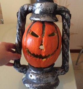 Подарок Фонарь тыква 🎃 Хэллоуин