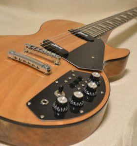 Gibson Les Paul Recording Beam Wood
