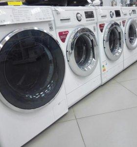 стиральная машина LG M-1222WD3