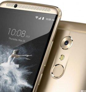 Новый Axon 7, 4/64gb, Android 7, NFC, stereo Hi-Fi