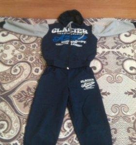 Детский спортивный костюм, новый