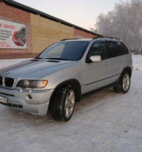 BMW x 5 2003 г.в.