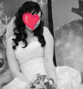 Свадебное платье ( Италия)