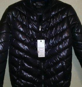 Куртка утепленная 46 размер