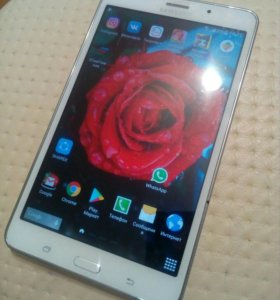 Продаю планшет Samsung Tab 4 SM-T231