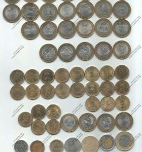 Коллекция юбилейных монет