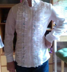 Школьная блузка новая
