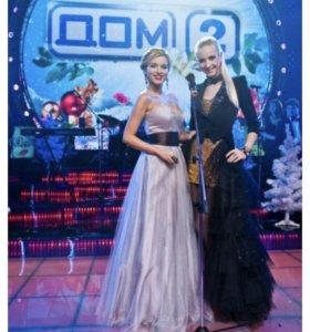 Платье новогоднее(вечернее)