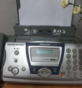 Факс - телефон Panasonic