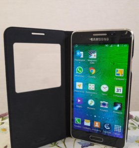 Samsung Galaxy Alpha 32Gb Black