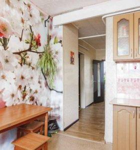 Квартира, 4 комнаты, 78.1 м²