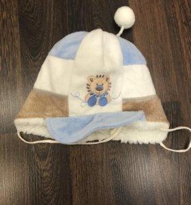 Зимняя шапка, 46-48