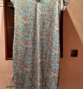 Платье летнее, новое.