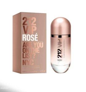 ХитСезона💞Carolina Herrera 212 VIP Rose 80ml(жен)