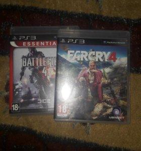 Battlefield 4, Far Cry 4