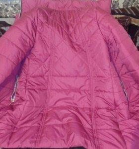 Куртка для беременных 3 в одном