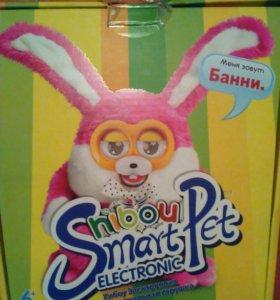 Детская игрушка Говорящий Кролик почти как Фёрби