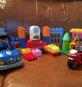 Lego duplo полиция