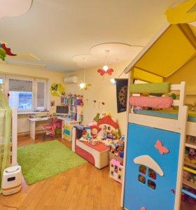 детская мебель (кровать, шкаф, стол, комод..)