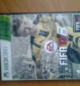 FIFA17 для XBOX360