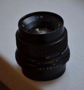 Объектив Гелиос 81 Н, 50/2 (Nikon)