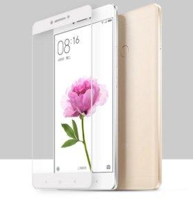 Стекло для Xiaomi mi4