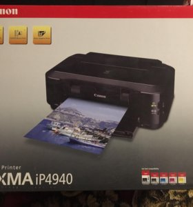 Принтер Canon iP4940