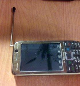 Nokia e71 tv
