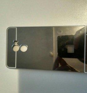 Xiaomi Redmi 4 чехол-зеркало