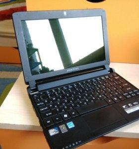 Ноутбук Emachines eM350 на запчасти