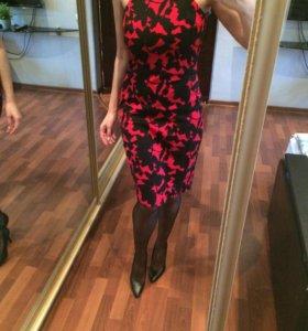 Новое платье-футляр ax paris