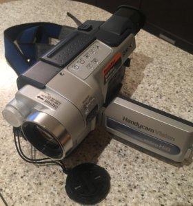 Видеокамера sony trv418e