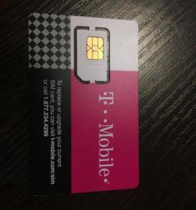 Sim-card T-Mobile