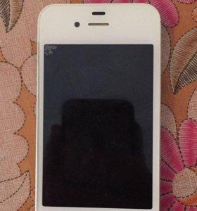 Айфон 4s 16 гб бартер