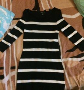 Платье из Манго