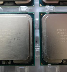 Intel Core Duo E8200 Wolfdate, процессор, LGA775