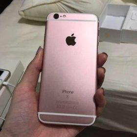 Продам iPhone 6S 32GB (розовое золото)