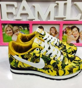 Кроссовки Nike 39 размер 2