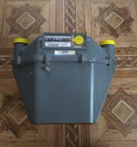 Прибор учета газа ( счетчик газовый)