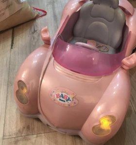 машина Беби борн для куклы!!!