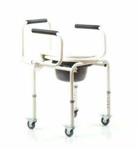 Новое! Кресло-туалет для инвалидов