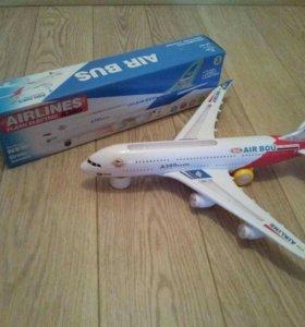 Самолет айробус 3+