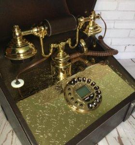 Ретро-телефон (новый)