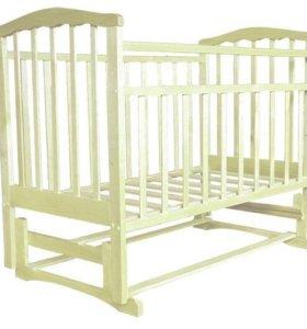 Детская кроватка 120x60 Агат 52105 Золушка-5